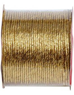 Cordon papier métallisé (20m)