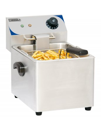 Friteuse 8 litres