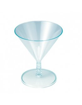 Mini verre Martini par 12