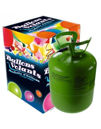 Bouteille Helium 0.25m³