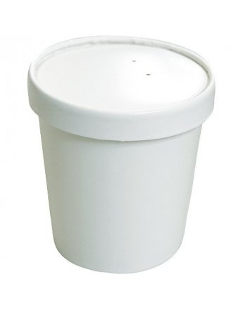 Pot carton 24cl 8oz par 25