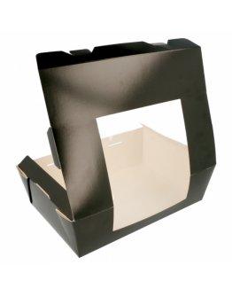 Boite carton avec fenetre 22x16x6.4cm par 50
