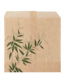 Sachet Feel Green 26x35cm par 250