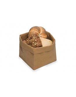 Panière à pain kraft