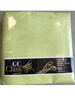 Serviette GC Class par 50