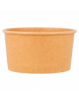 Pots à glace kraft 160ml par 50