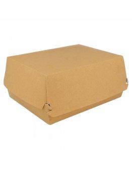 Boite Lunch box carton 22.5x18x9cm par 50