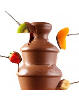 Fontaine à chocolat 80cm