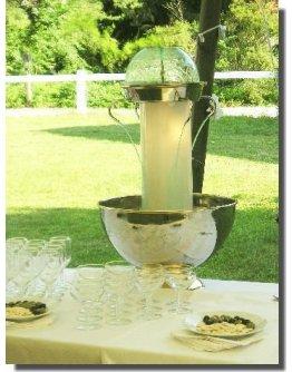 Fontaine à cocktail