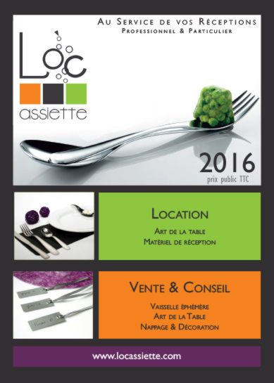 Catalogue locassiette
